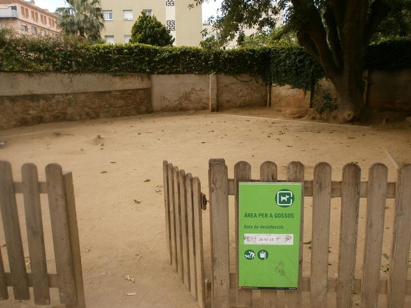 Pipicans de Sarria y Sant Gervasi en Barcelona